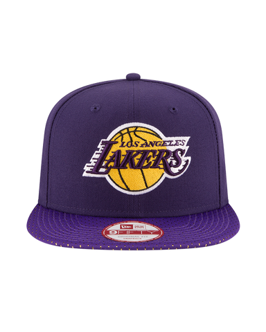 Los Angeles Lakers 950 Luster Trim Snapback Cap