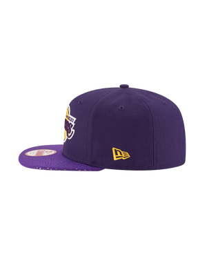 Los Angeles Lakers Shine Through Snap Back Cap