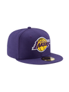 Los Angeles Lakers 59FIFTY State Stare Fitted Cap