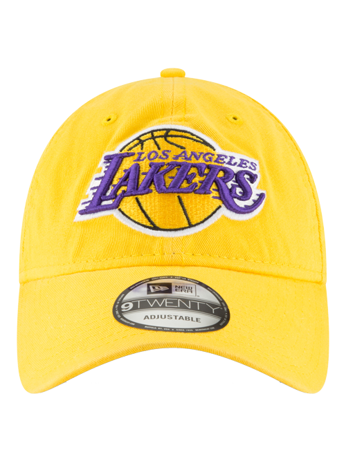 Los Angeles Lakers 9TWENTY Core Classic Adjustable Cap – Lakers Store 3a6a1f1a939