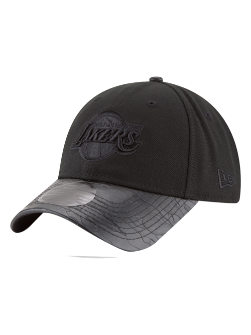 Los Angeles Lakers 9TWENTY Camo Pressed Adjustable Cap