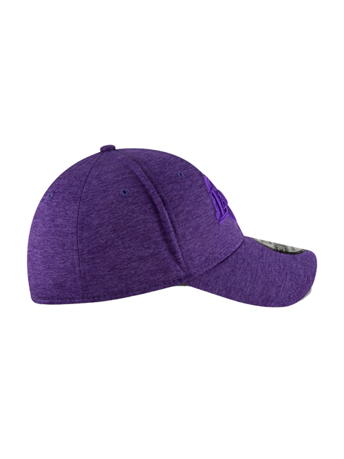 Los Angeles Lakers 39THIRTY Heated Up Tonal Flex Cap a2ebc5f33679