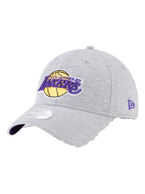 Los Angeles Lakers Women's 9TWENTY Grayed Glimpse Adjustable Cap