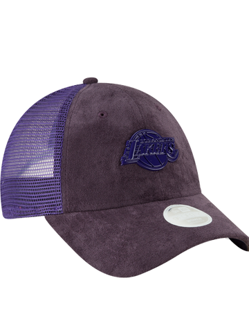 Los Angeles Lakers 9TWENTY Authentic Draft Series Adjustable Cap