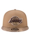 Los Angeles Lakers 9FIFTY Snakeskin Sleep Snapback Cap