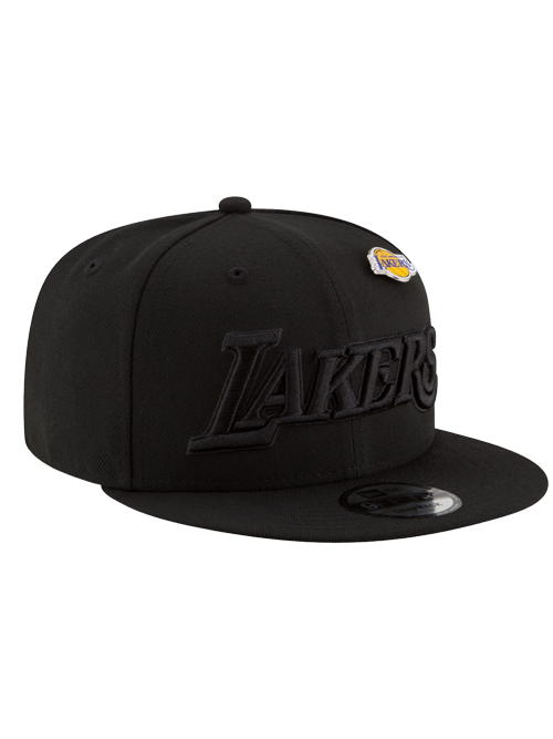 Los Angeles Lakers 9FIFTY Pinned Snapback Cap