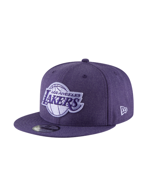 Los Angeles Lakers 9FIFTY Twisted Frame Snapback Cap