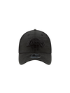 Los Angeles Lakers 39THIRTY Camo Front Neo Flex Cap - Black