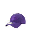 Los Angeles Lakers 59FIFTY Tonal Black Fitted Cap