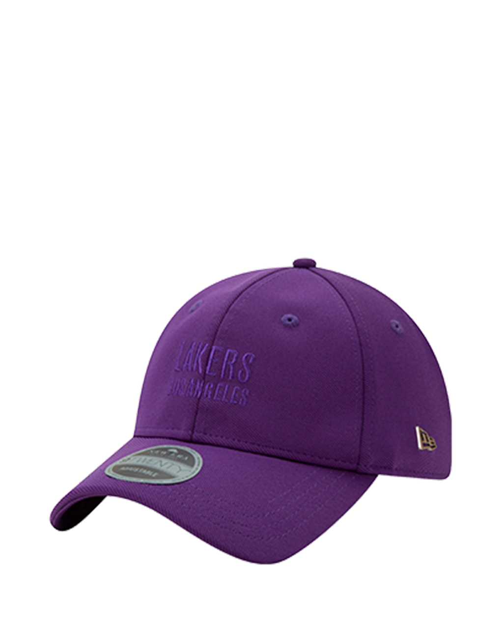 Los Angeles Lakers 9TWENTY BL Suit Adjustable Cap - Purple