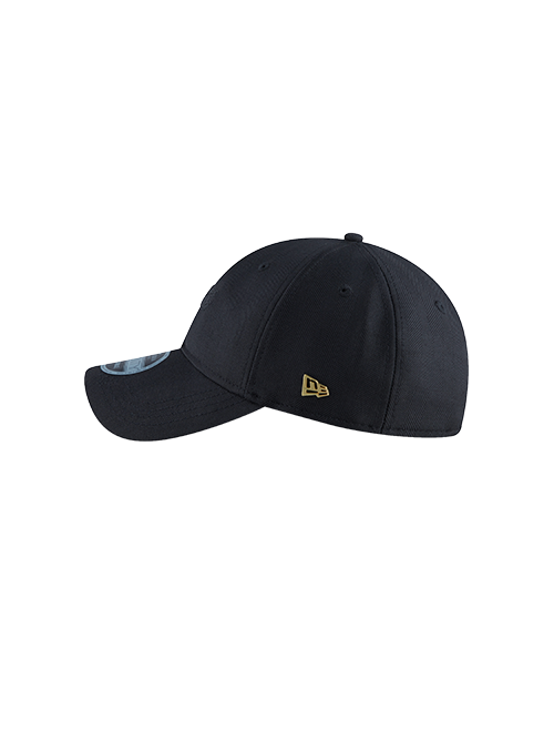 Los Angeles Lakers 9TWENTY BL Team Front Adjustable Cap