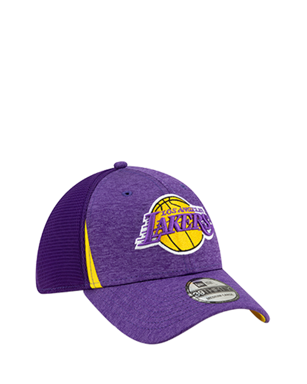 Los Angeles Lakers 39THIRTY Slice Neo Flex Cap - Purple