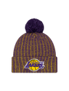 Los Angeles Lakers Warp Knit Hat