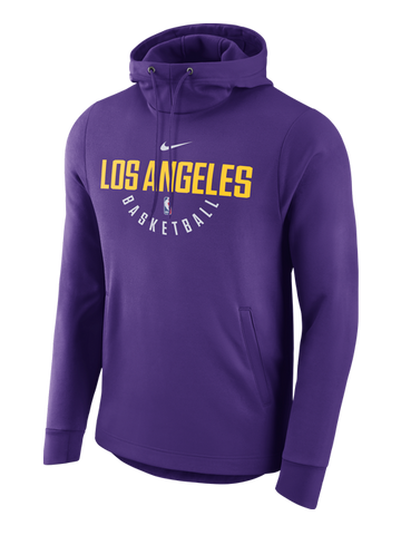 Los Angeles Lakers Therma Hoodie