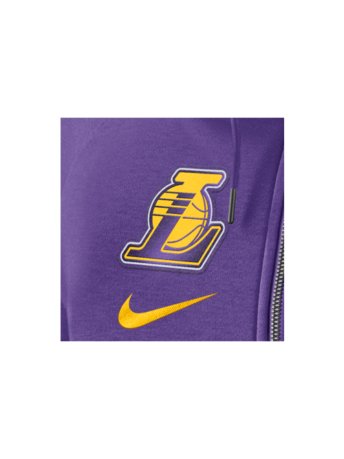 Los Angeles Lakers Women's Modern Cape Full Zip