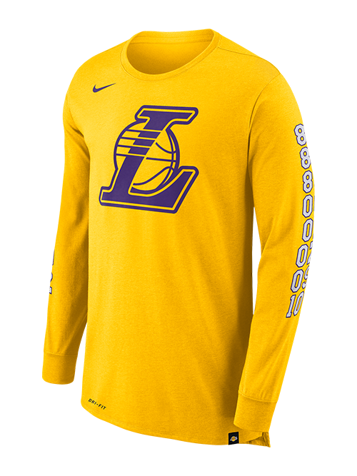 Los Angeles Lakers Champs Legacy Long Sleeve T-Shirt