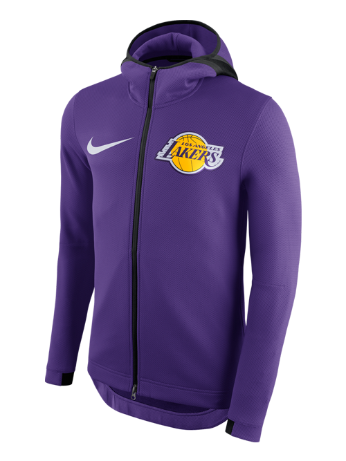 Los Angeles Lakers Therma Flex Showtime HD Full Zip