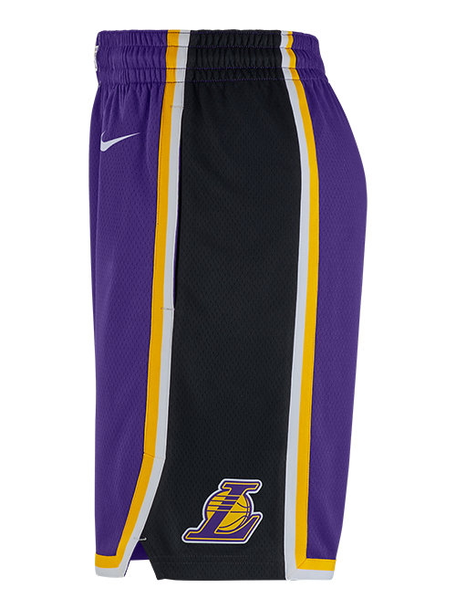 Los Angeles Lakers Statement Swingman Shorts