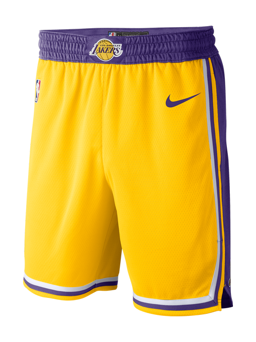 Los Angeles Lakers Icon Swingman Shorts