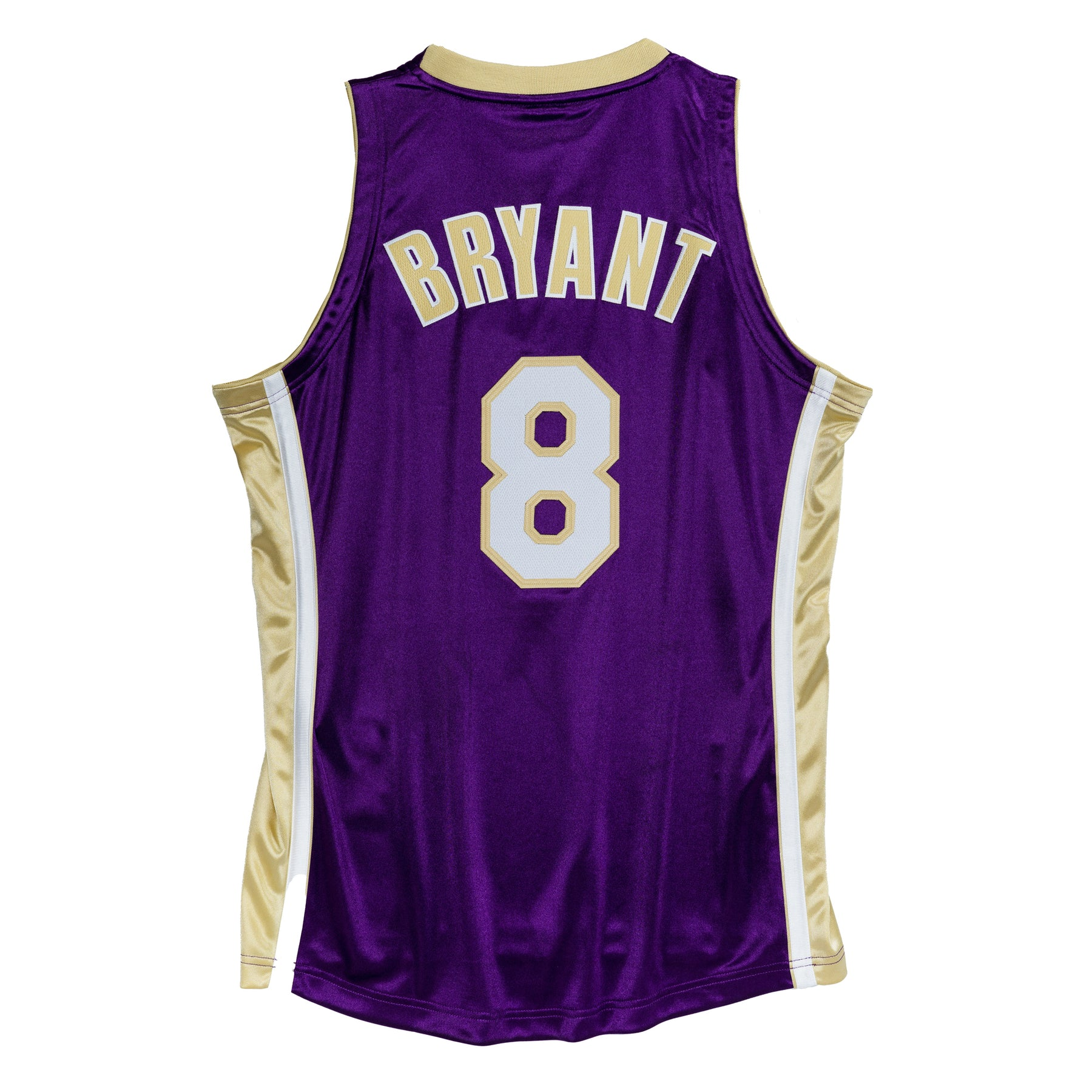 Exclusive Los Angeles Lakers Kobe Bryant Hall of Fame #8 Authentic ...