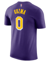 Los Angeles Lakers Kyle Kuzma Statement Edition Player T-Shirt