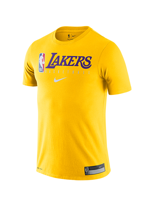 Los Angeles Lakers FNW Practice T-Shirt
