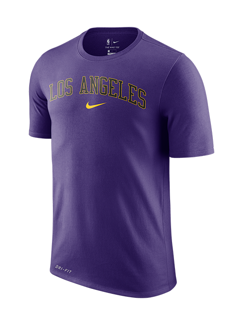 Los Angeles Lakers FNW Practice Sleeveless Top