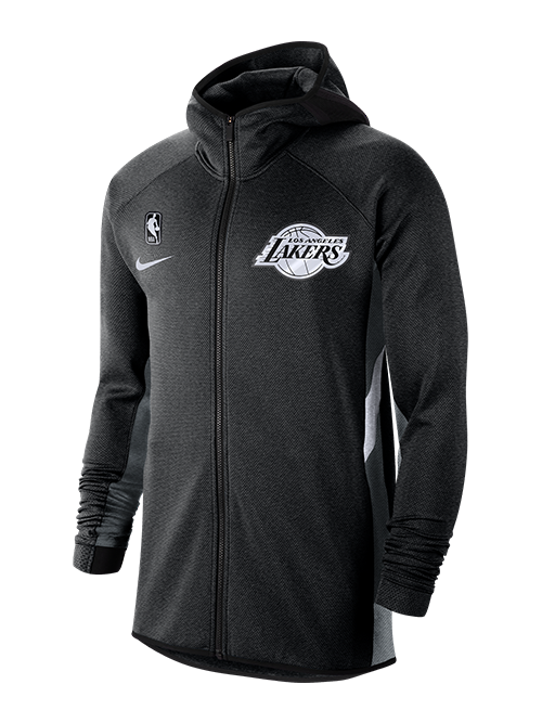 Los Angeles Lakers Thermaflex Showtime Full Zip Jacket