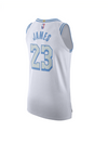 Los Angeles Lakers LeBron James Statement Edition Swingman Jersey