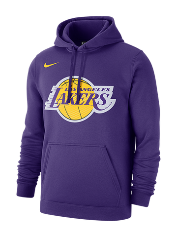 Los Angeles Lakers Kyle Kuzma Logo Flip T-Shirt