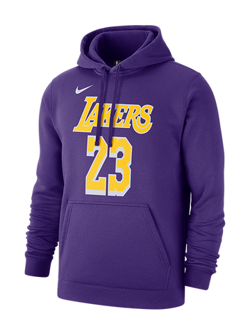 Los Angeles Lakers Infant City Edition LeBron James Jersey - Gold