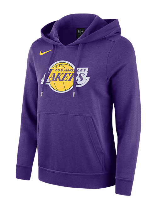Los Angeles Lakers Women's Pullover Club Fleece Hoodie