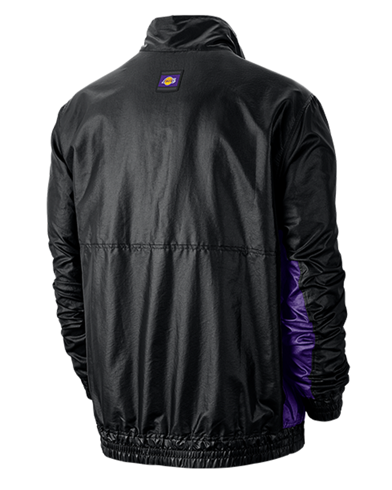 Los Angeles Lakers Courtside Quarter Zip Jacket