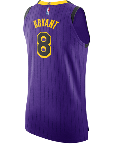 Los Angeles Lakers Kyle Kuzma 2018-19 Association Edition Swingman Jersey