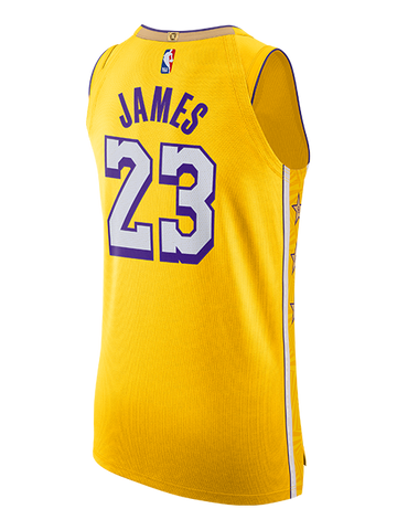 NBA All-Star 2020 LeBron James Swingman Jersey - Blue