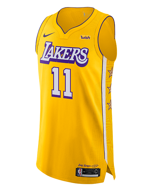 Authentic Jerseys – Lakers Store