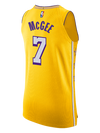 Los Angeles Lakers Youth Alex Caruso City Edition Swingman Jersey - Gold