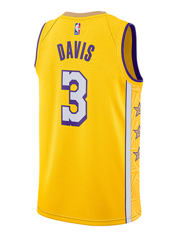 Los Angeles Lakers Anthony Davis Youth Association T-Shirt