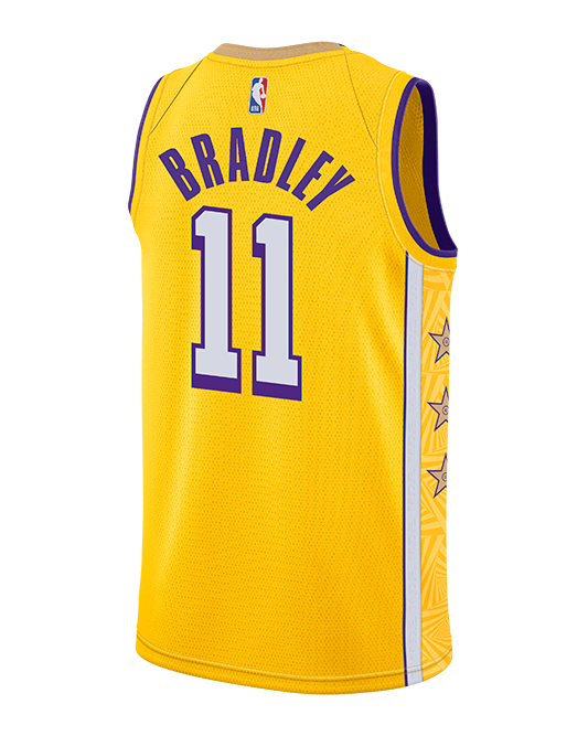 Los Angeles Lakers Avery Bradley City Edition Swingman Jersey