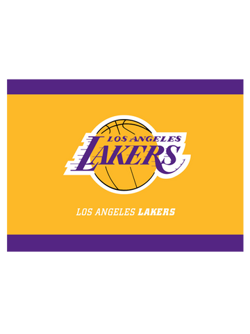 Los Angeles Lakers 12 Pack Note Cards