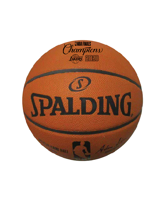 2020 NBA Champions B7 Los Angeles Lakers Replica Ball