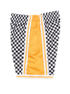 Los Angeles Lakers Checkered Shorts