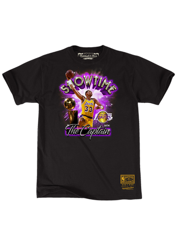Los Angeles Lakers Kareem Abdul-Jabbar T-Shirt