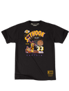 Los Angeles Lakers Kareem Abdul-Jabbar Skyhook T-Shirt