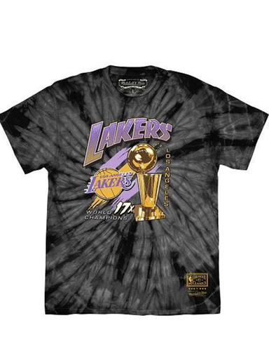 Kente Print PerformanceLos Angeles Lakers Tee