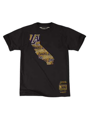 Los Angeles Lakers Kareem Abdul-Jabbar The Goat T-Shirt