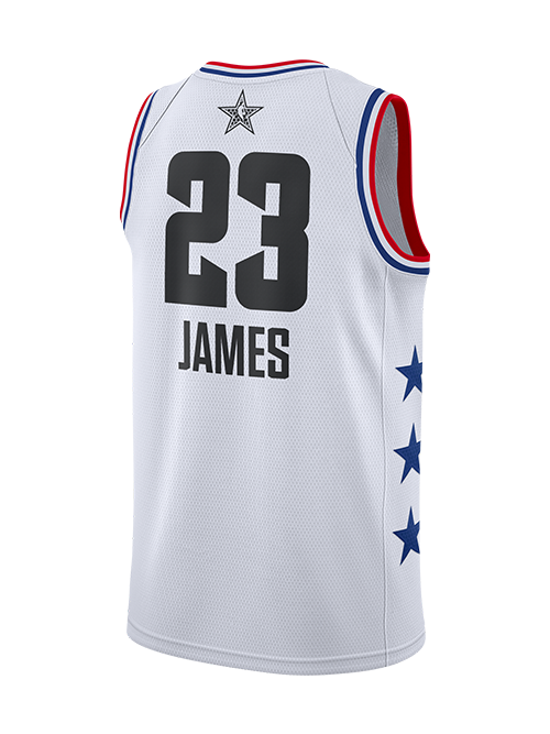 cbee4fecb15 coupon for white 2018 19 mens lakers 23 lebron james nike swingman  association edition jersey 08e71 01e06; best price 2019 nba all star game lebron  james ...