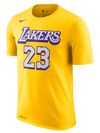 Los Angeles Lakers City Edition 3-inch Jersey Magnet