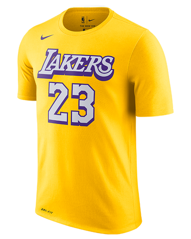 Los Angeles Lakers Youth JaVale McGee City Edition Swingman Jersey - Gold