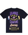 Born X Raised Champions Trophy Los Angeles Lakers Tee